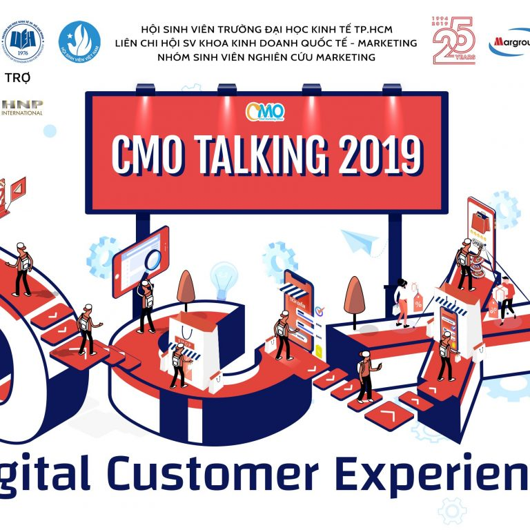 CMO TALKING 2019: DIGITAL CUSTOMER EXPERIENCE (DCX)