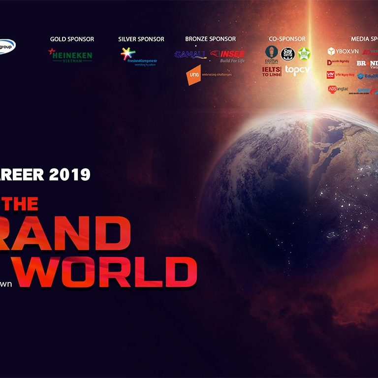 CMO CAREER 2019: ENTER THE BRAND WORLD