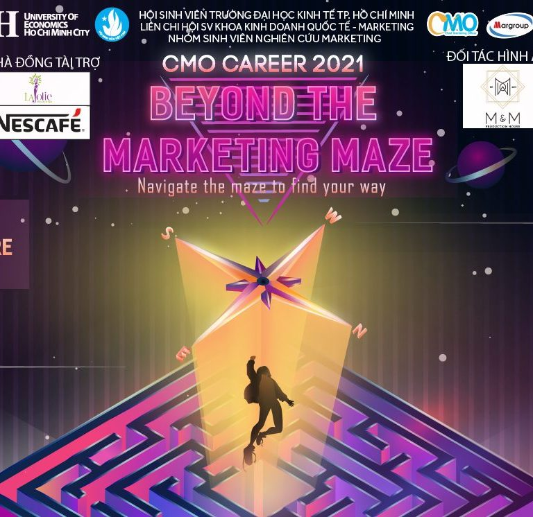 CMO CAREER 2021: BEYOND THE MARKETING MAZE